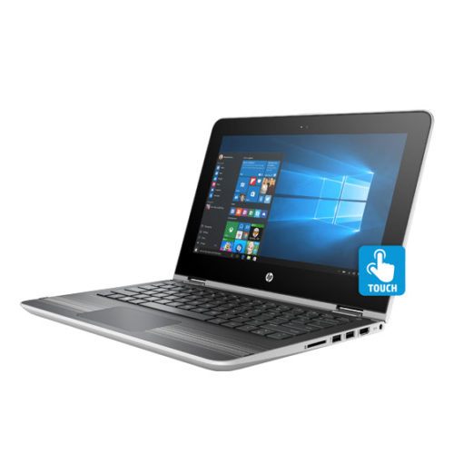 "HP Laptop Pavilion 11-U006TU-x360 (QuadCore/4GB/1TB/ 11.6"" Touch/Win10)"