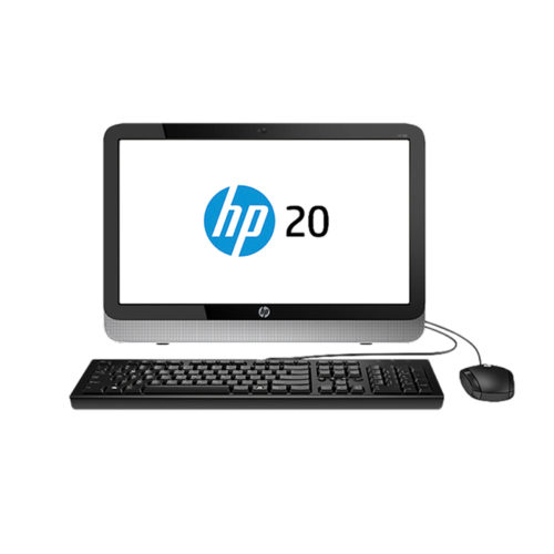 "Hp Desktop HP 20-C010IL (QuadCore/4GB /1TB/20"")"