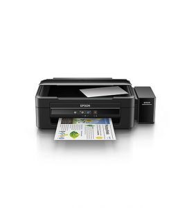 Epson L380 Ink Tank Color Printer Price in India