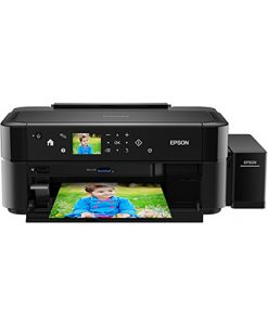 Epson L810 14 Watts Photo Printer price in India