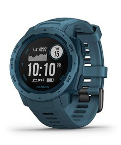 Garmin Instinct SmartWatch Lakeside-blue