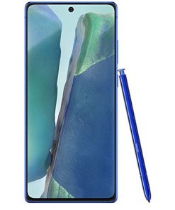 Samsung Note 20 Price In India-8gb blue